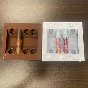 KKW and Kylie Cosmetics lip bundle